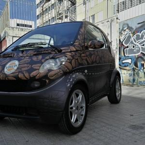 smart for two special design metallic digital print wrap idymonas car wrapping 3dcarbon window films arlon sott avery kpmf paint protection film