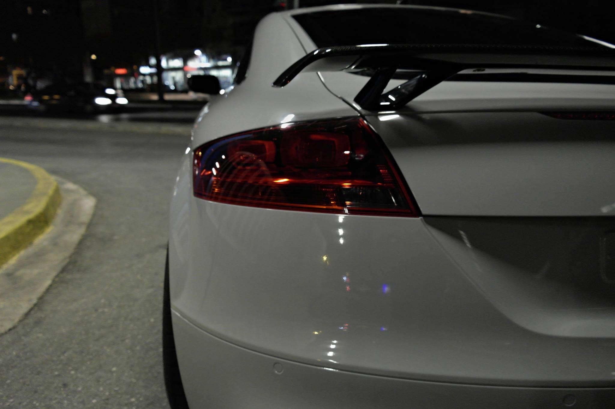 Audi Tt Light Grey 3dcarbon