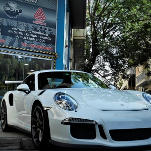 porshe gt3 rs arlon sott avery kpmf idymonas car wrapping window films paint protection porsche gt3 rs