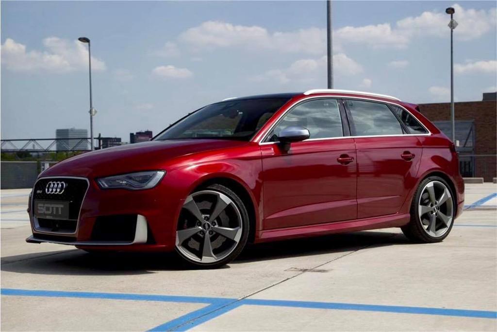 Audi Rs3 Hot Blood 3dcarbon
