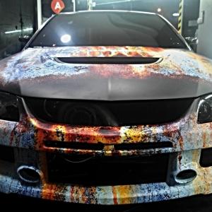 extreme tuners evo rusty design arlon sott avery kpmf grafityp premiumshield paint protection 3dcarbon idymonas car wrapping window films (2)