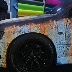 extreme tuners evo rusty design arlon sott avery kpmf grafityp premiumshield paint protection 3dcarbon idymonas car wrapping window films (5)