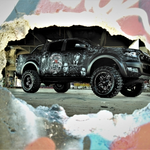 ford-ranger-tatoo-digital-print-wrap--idymonas-car-wrapping-3dcarbon-window-films-arlon-sott-avery-kpmf-ppf-(1)