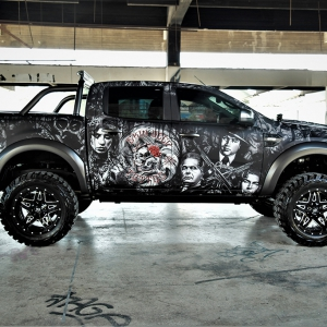 ford-ranger-tatoo-digital-print-wrap--idymonas-car-wrapping-3dcarbon-window-films-arlon-sott-avery-kpmf-ppf-(13)