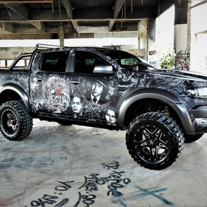 ford-ranger-tatoo-digital-print-wrap--idymonas-car-wrapping-3dcarbon-window-films-arlon-sott-avery-kpmf-ppf-(2)