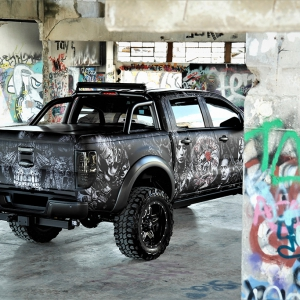ford-ranger-tatoo-digital-print-wrap--idymonas-car-wrapping-3dcarbon-window-films-arlon-sott-avery-kpmf-ppf-(32)