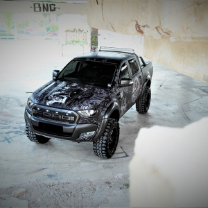 ford-ranger-tatoo-digital-print-wrap--idymonas-car-wrapping-3dcarbon-window-films-arlon-sott-avery-kpmf-ppf-(42)