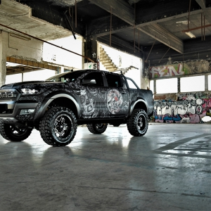 ford-ranger-tatoo-digital-print-wrap--idymonas-car-wrapping-3dcarbon-window-films-arlon-sott-avery-kpmf-ppf-(5)