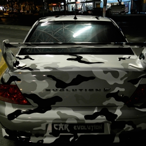 mitsubishi lancer evo camo design arlon sott avery kpmf idymonas car wrapping window films ppf 3dcarbon (21)