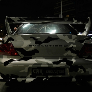 mitsubishi lancer evo camo design arlon sott avery kpmf idymonas car wrapping window films ppf 3dcarbon (6)