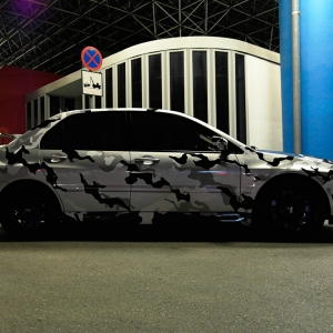 mitsubishi lancer evo camo design arlon sott avery kpmf idymonas car wrapping window films ppf 3dcarbon (9)