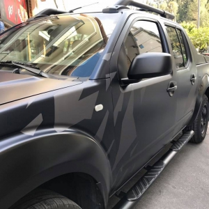 nissan navara special design 3dcarbon avery sott arlon kpmf grafityp premiumshield paint protection film window films carbon gloss matte metallic design print (11)