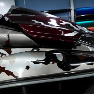 seadoo gtx camo style wrap 3dcarbon avery sott arlon kpmf grafityp premiumshield paint protection film window films carbon gloss matte metallic design print pr (22)