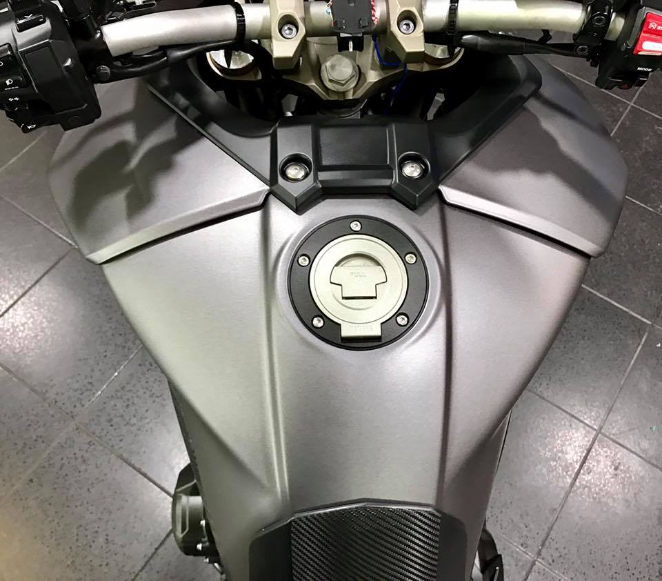 Motorcycle 3dcarbon for Avery paint protection film