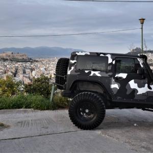 Jeep in camo design (10)