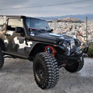 Jeep in camo design (12)