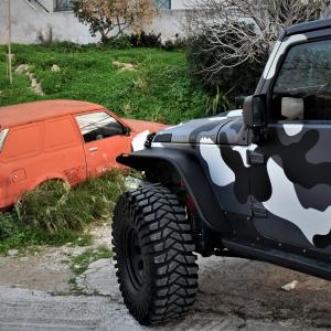 Jeep in camo design (7)