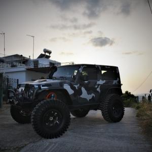 Jeep in camo design (9)